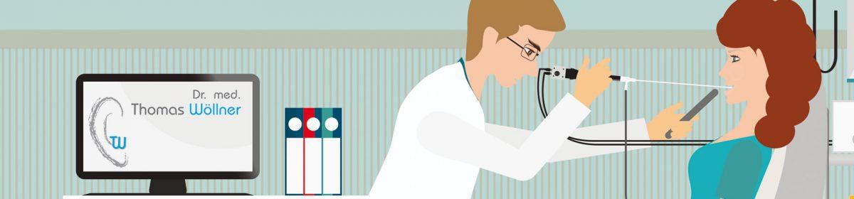 Dr. Thomas Wöllner – Facharzt für Hals-, Nasen- und Ohrenheilkunde  – Innsbruck